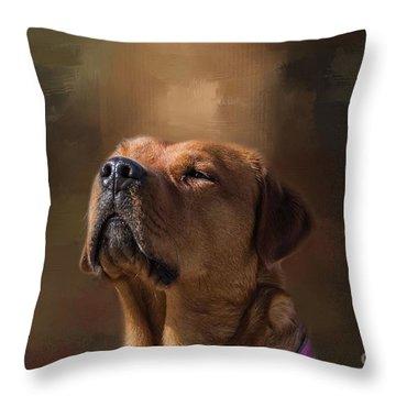 Frieda Throw Pillow