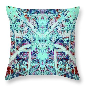 Friend In The Aethers Throw Pillow