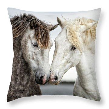 Bnw Throw Pillows