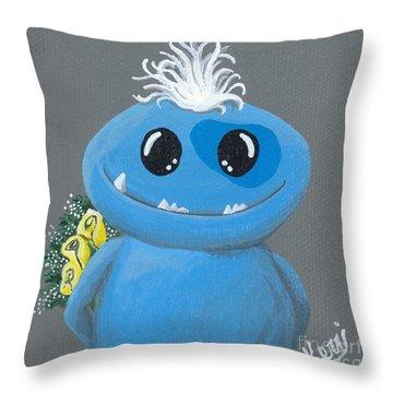 Friendzone Filbert Throw Pillow