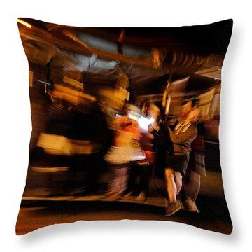 Frisco Joy Throw Pillow