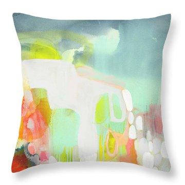 From China With Love Throw Pillow