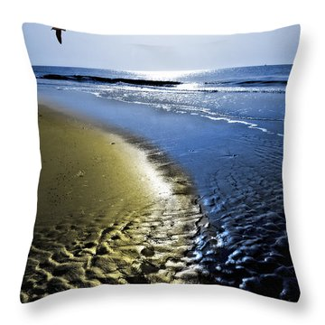 From Dawn Into Day Throw Pillow