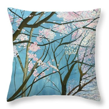 From Lindsay Throw Pillow