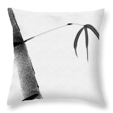 From Strength Forward Throw Pillow