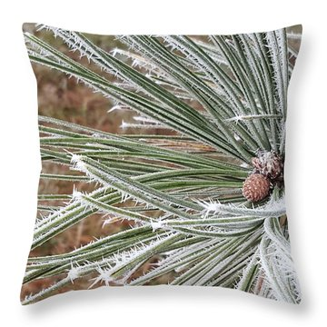 Frozen 1 Throw Pillow