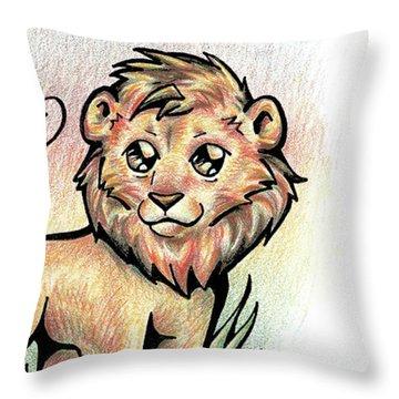 Fruit Of The Spirit Faithfulness Throw Pillow