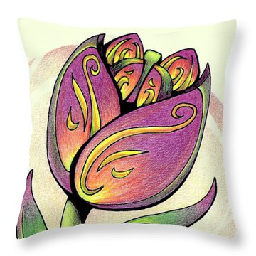 Fruit Of The Spirit Series 2 Kindness Throw Pillow