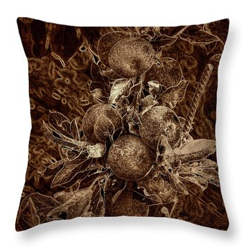 Fruits Of The Loom Throw Pillow