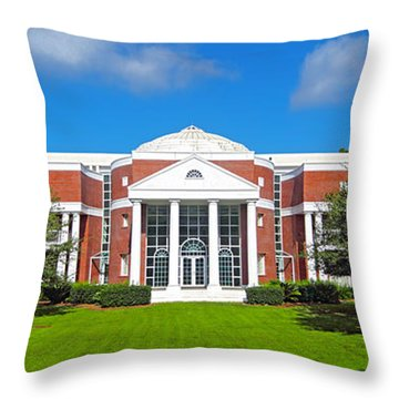 Fsu College Of Law Throw Pillow