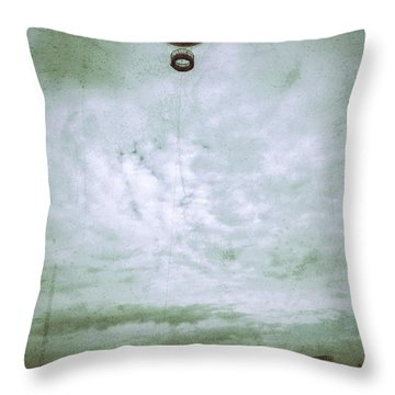 Full Of Hot Air Throw Pillow