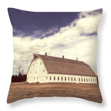 Throw Pillow featuring the photograph Full Of Surprises by Julie Hamilton