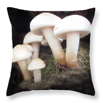 Fun Guys Throw Pillow