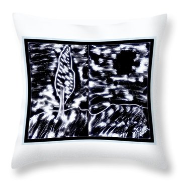 Fun In Trees 10 Throw Pillow