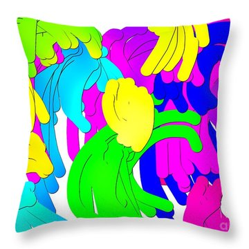 Fun Time Throw Pillow