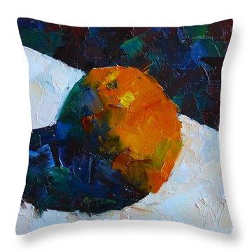 Fun With Citrus Throw Pillow