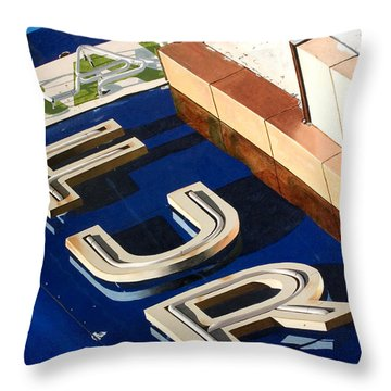 Furn Throw Pillow