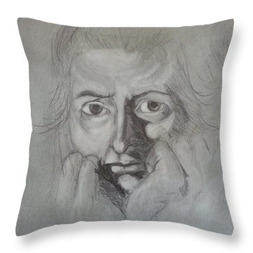 Fuseli Throw Pillow