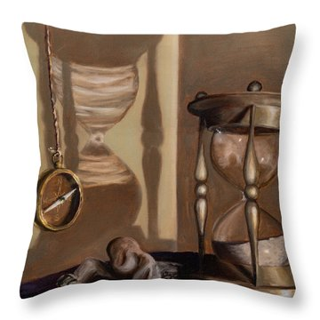 Futility Throw Pillow