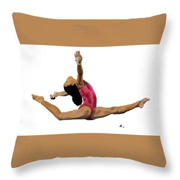 Gabby Throw Pillow