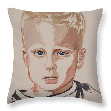 Gage Infj Throw Pillow