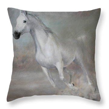 Gallop Throw Pillow