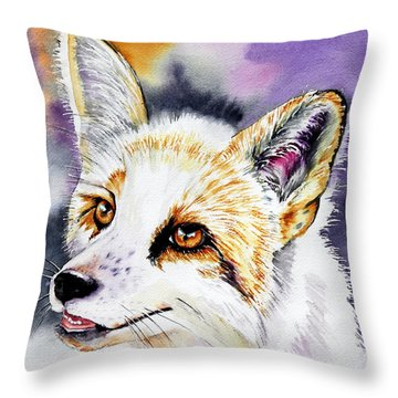 Gambit Throw Pillow