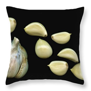 Scanner Throw Pillows