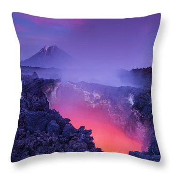 Lava Throw Pillows