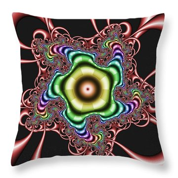 Gatimmuffs Throw Pillow