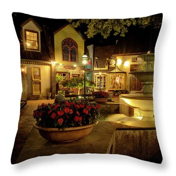 Gatlinburg 2 Throw Pillow