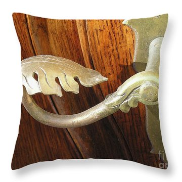 Gdansk 02 Throw Pillow