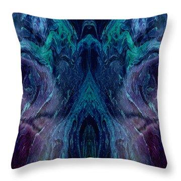 Geminate Throw Pillow