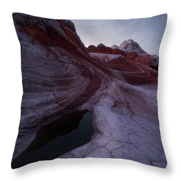 Throw Pillow featuring the photograph Genesis  by Dustin LeFevre