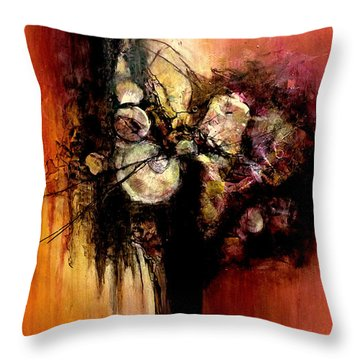 Genesis - Love At First Sight #2 Throw Pillow