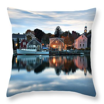 Geno's In The South End Throw Pillow