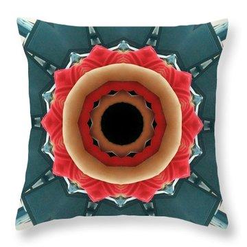 Geo 5 Throw Pillow