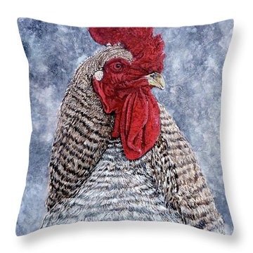 Geoff Throw Pillow