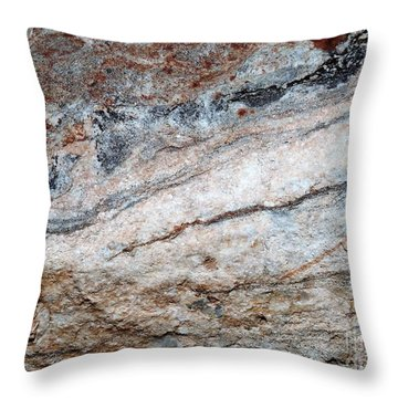 Geoism Throw Pillow