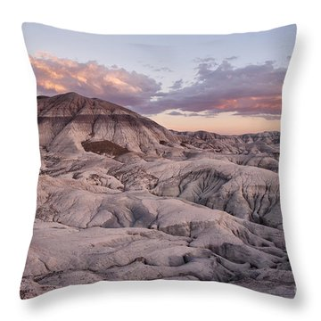 Geology Lesson Throw Pillow