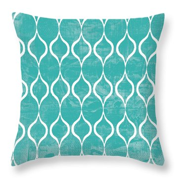 Geometric 3 Throw Pillow