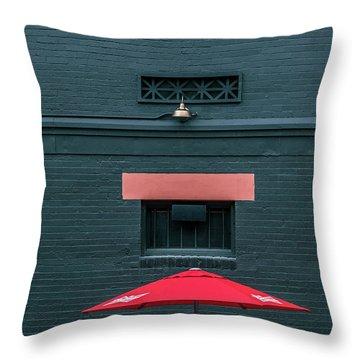 Geometric Illusion Throw Pillow