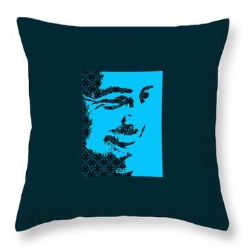 George Clooney 1 Throw Pillow