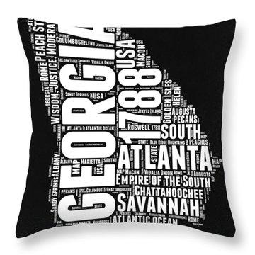 Georgia Throw Pillows