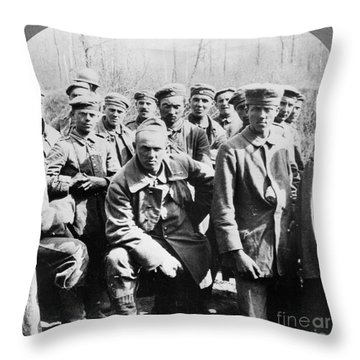 German Prisoners Of War Photograph By Granger