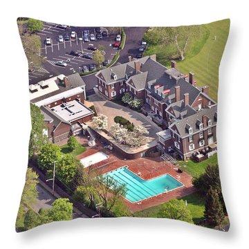 Mcc Throw Pillows