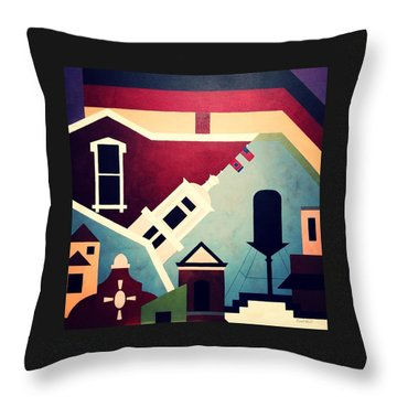 Germantown Nashville Throw Pillow