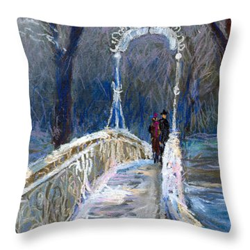 Germany Baden-baden 02 Throw Pillow by Yuriy  Shevchuk