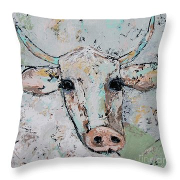 Gertie Throw Pillow