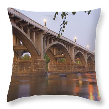 Gervais Bridge Throw Pillow